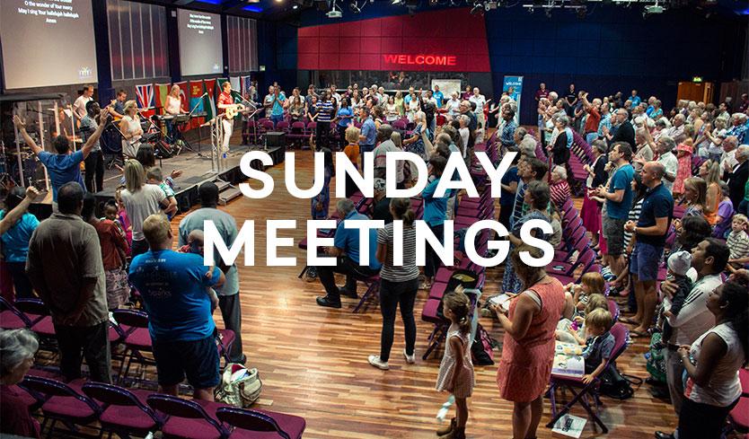 Sunday Meetings