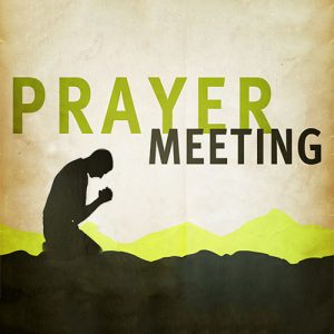 Prayer Meeting @ The Welcome Centre | England | United Kingdom