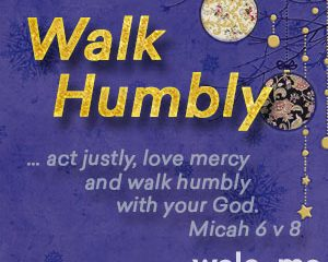 Walk Humbly – If Someone Else Gets the Glory