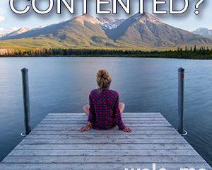 Contented? – Crisis (and Coronavirus)