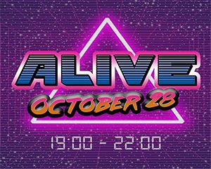 Alive – 28th Oct 2018